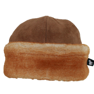 Warm Sheepskin Classic Hat | Unisex | Men's | Women's