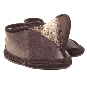 600b4642d Comfort Slipper With Velcro Fastening