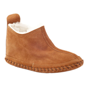 British Made Sheepskin Slipper Boots