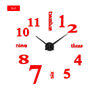 Image of 3D Giant Wall Clock