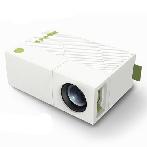 Mini Portable LED Projector