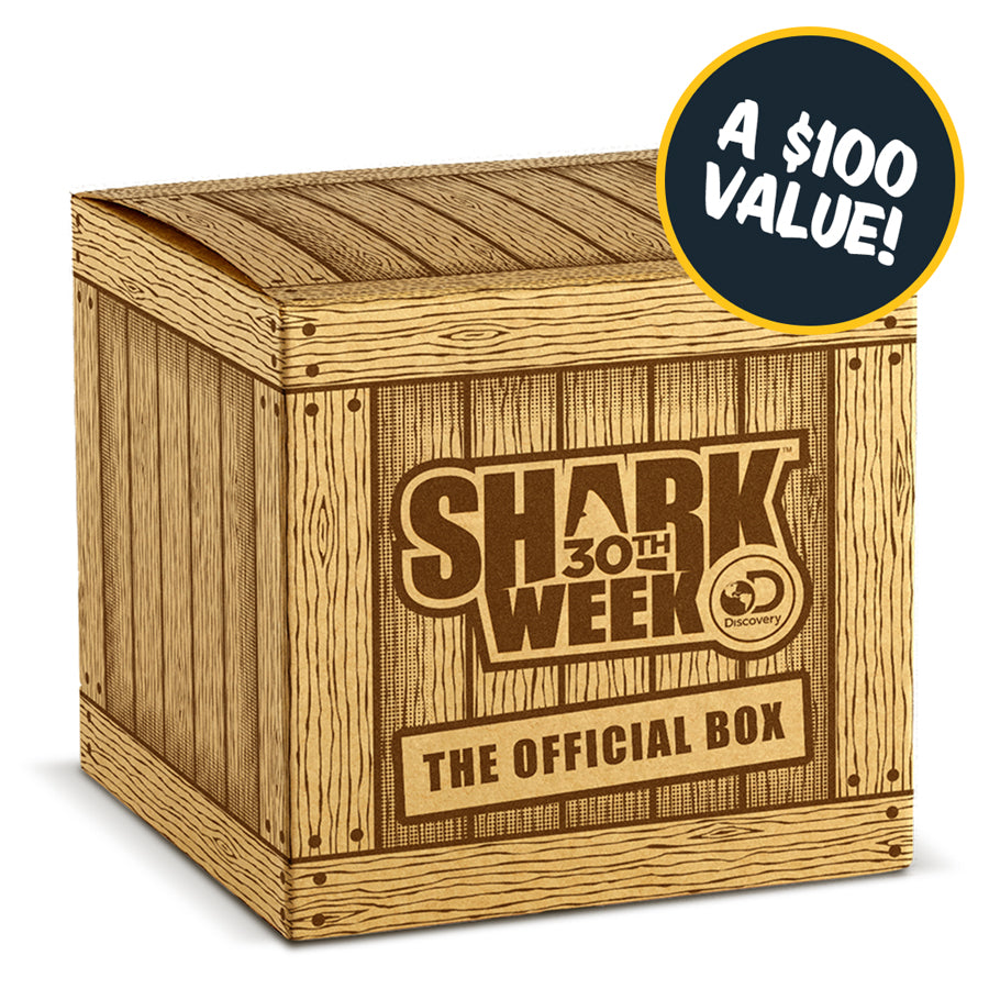 The Official Shark Week Box