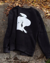 October 18 2018 Jesse Kanda 'Rabbit' Black Sweater First Edition of 300 (+25 AP) 限定1