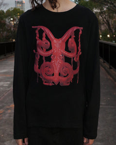 December 1 2020 Jesse Kanda 'Goat' Black Longsleeve T First Edition 限定1
