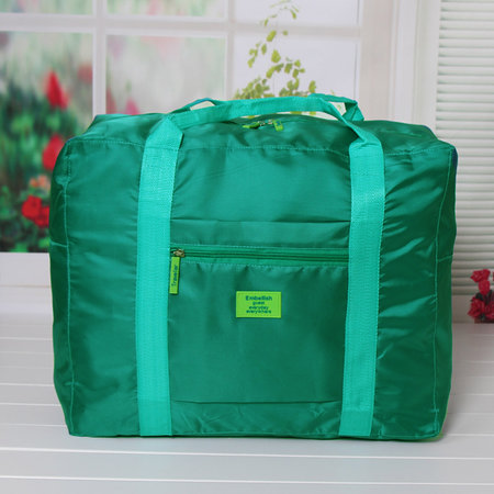 Casual Nylon Waterproof Storage Bag Folding Travel Bag