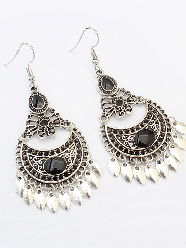 Alloy Vintage Earrings