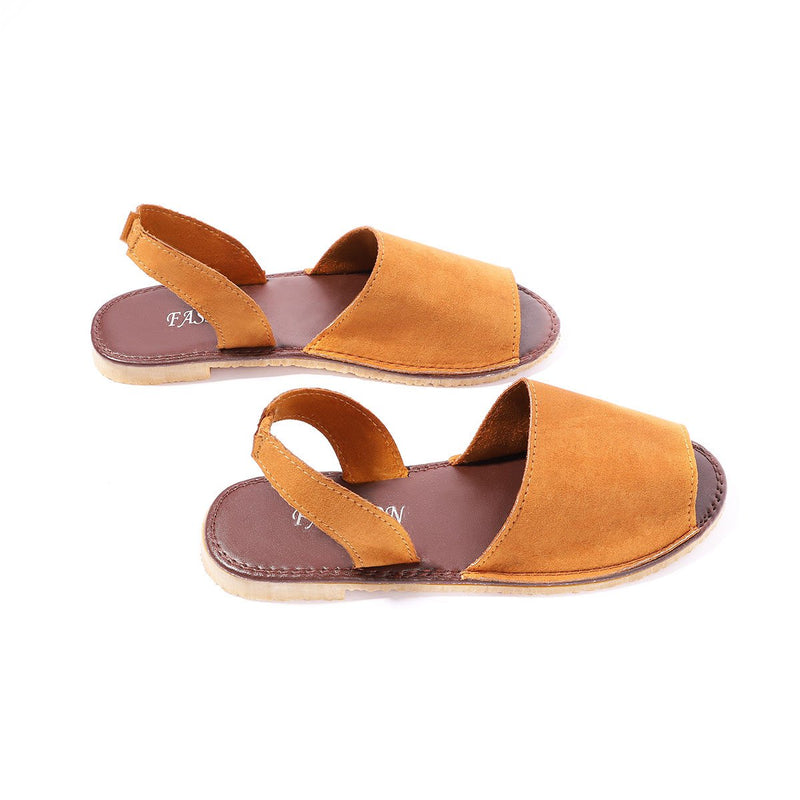 Women Flip Flop Sandals Plus Size Peep Toe Slip on Sandals