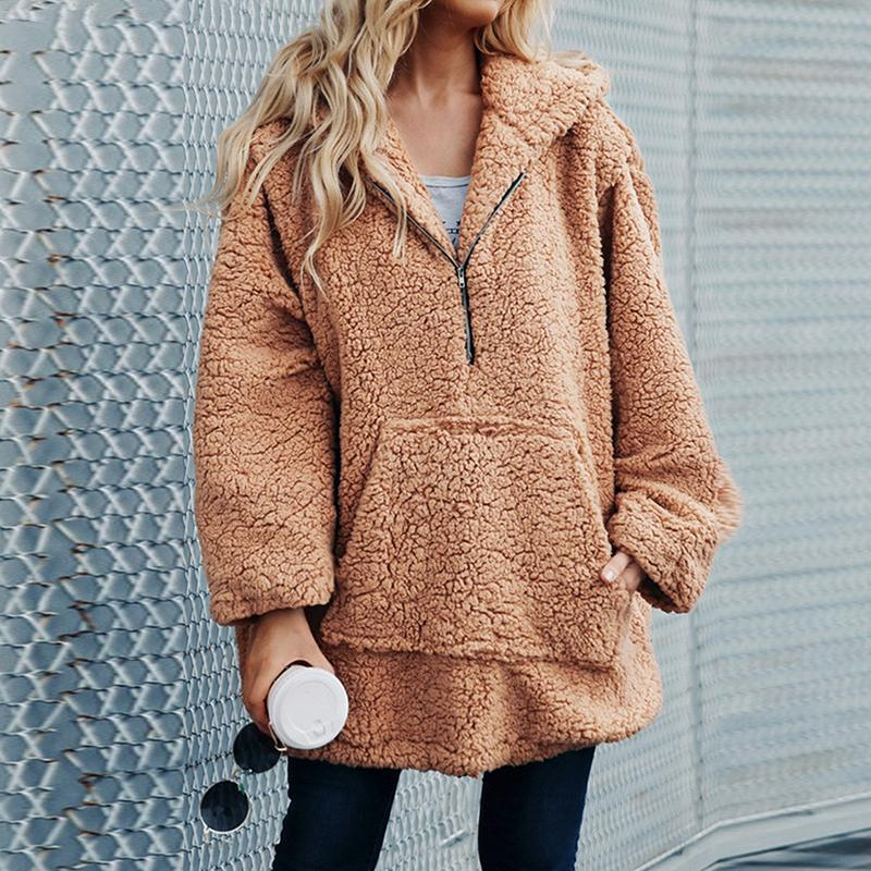 Cotton Casual Long Sleeve Outerwear