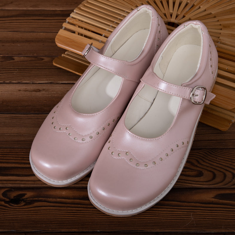 New Vintage Mary Jane Casual Flats
