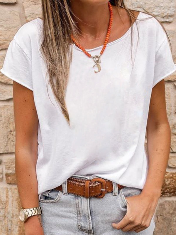 Casual Cotton Shirts & Tops