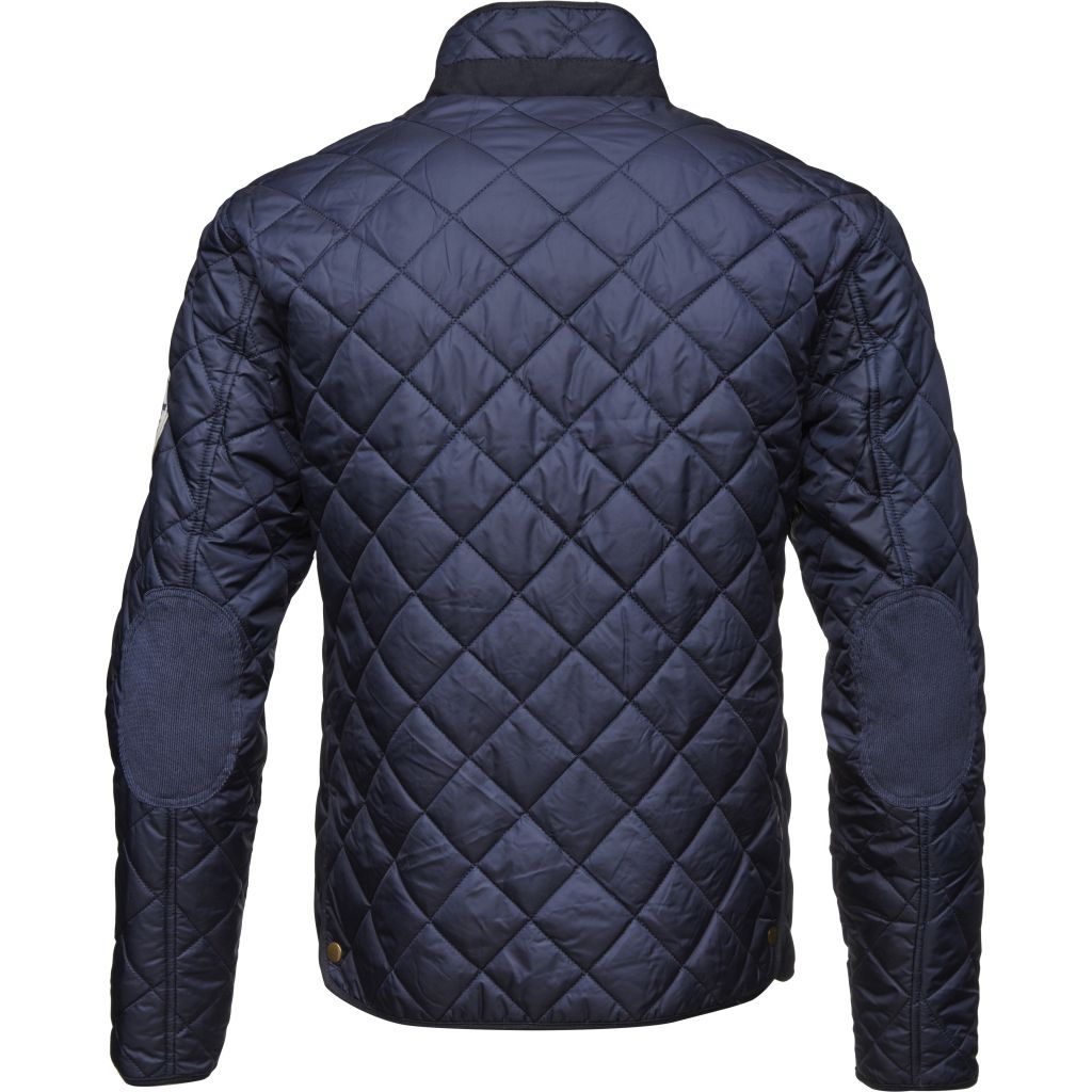 Veste matelassée en polyester recyclé - Knowledge Cotton Apparel num 1