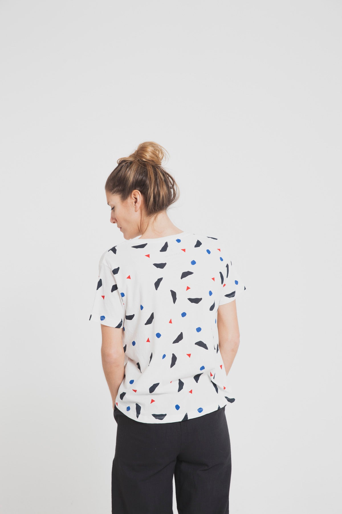 T-shirt loose en coton bio - Thinking Mu num 6