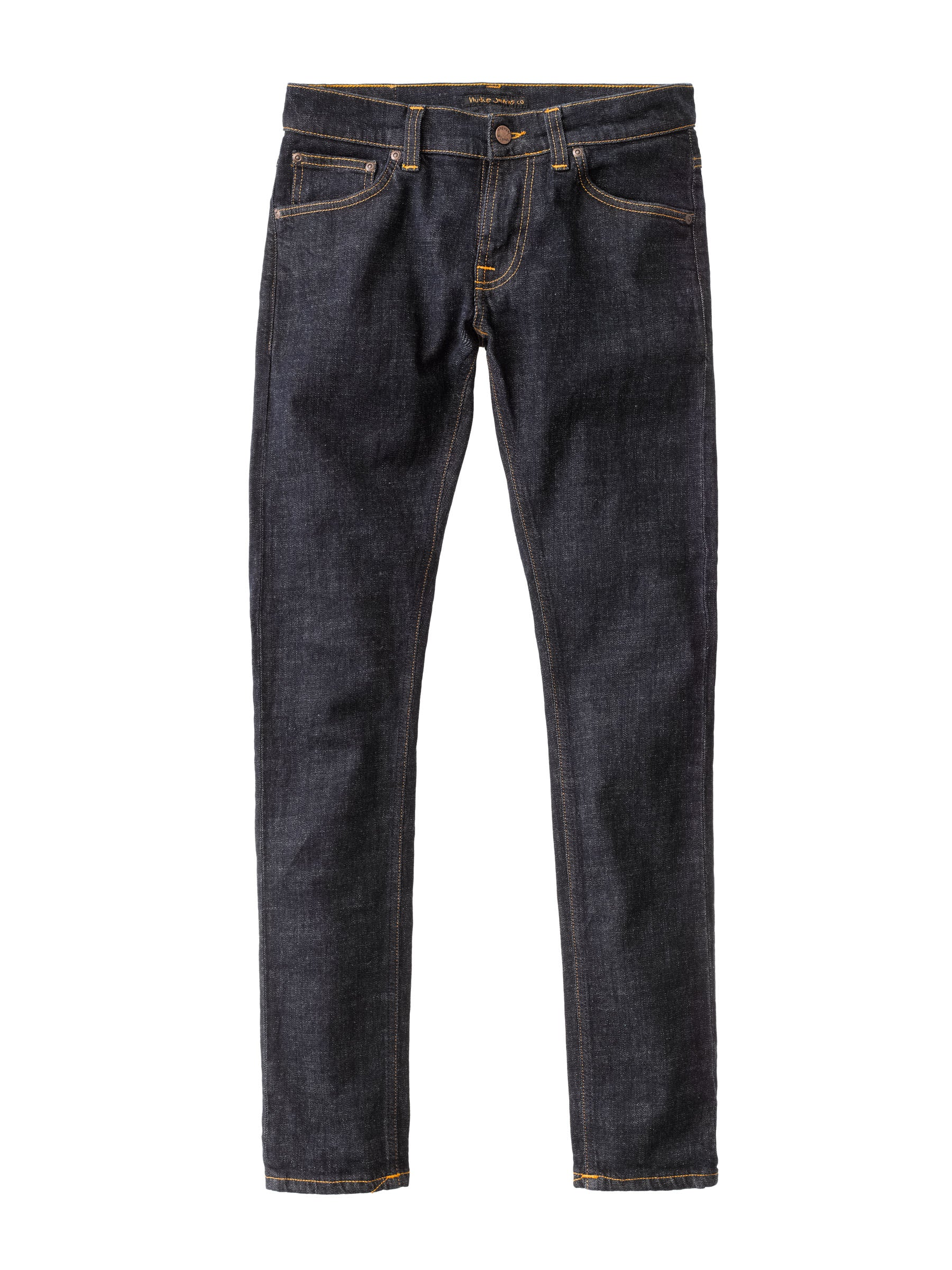 Jean skinny brut coton bio - tight terry - Nudie Jeans num 3
