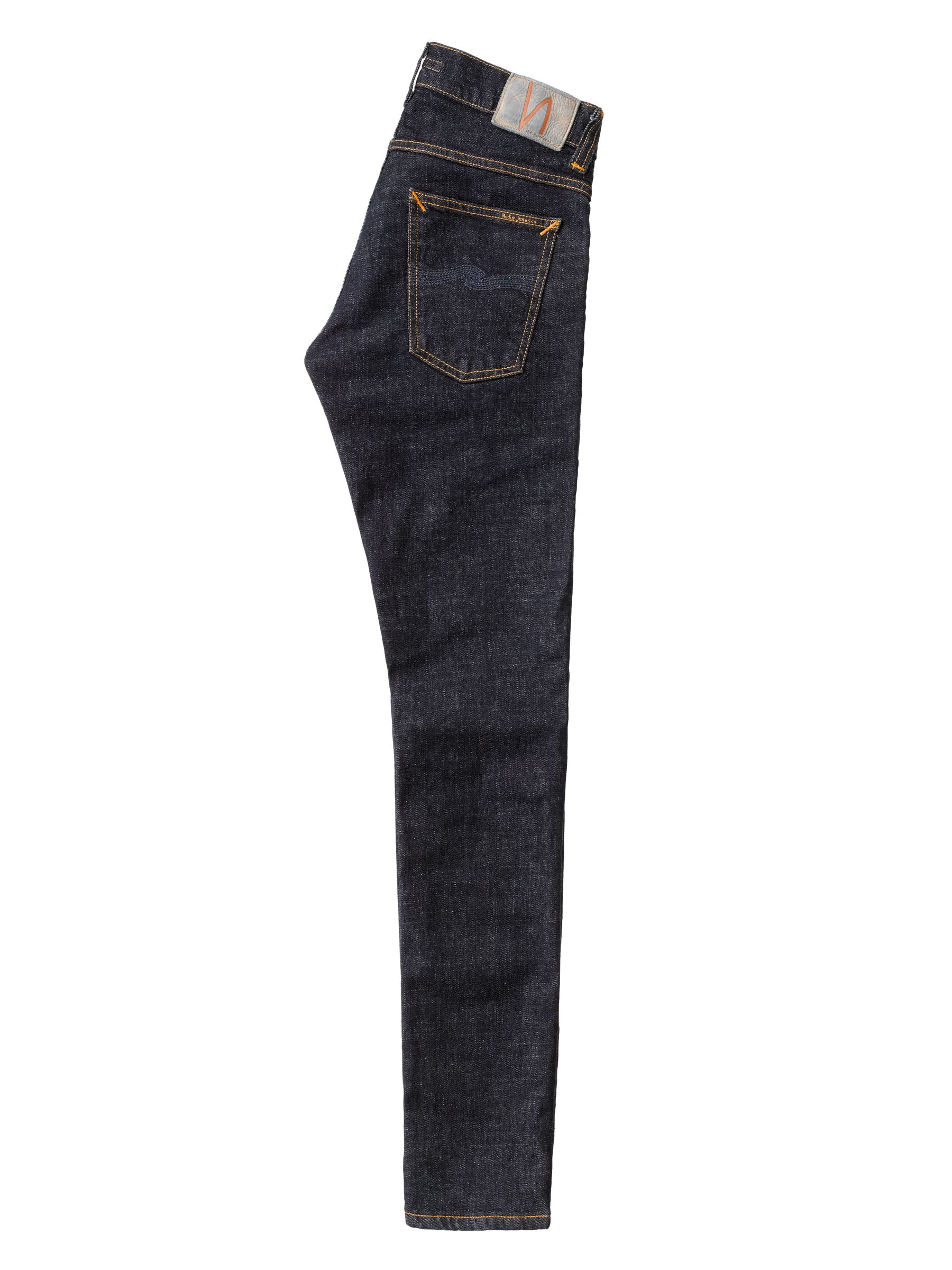 Jean skinny brut coton bio - tight terry - Nudie Jeans num 4
