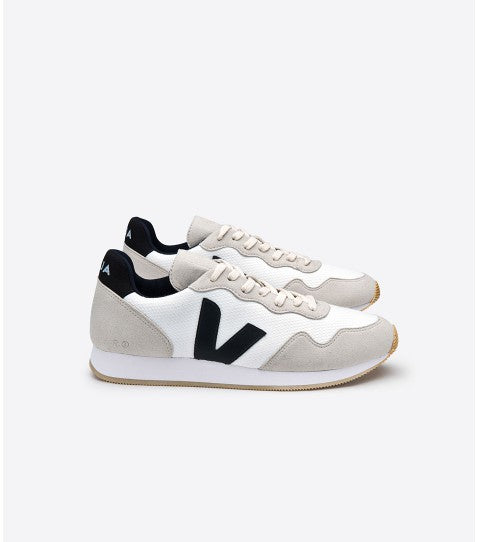 Baskets sdu hexa white black - Veja