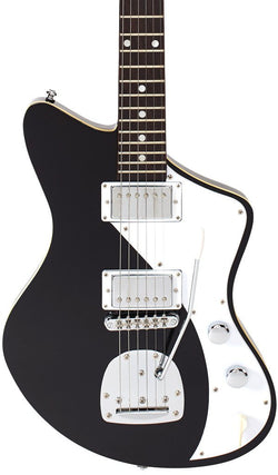 Eastwood Guitars Jeff Senn Model One Black Featured