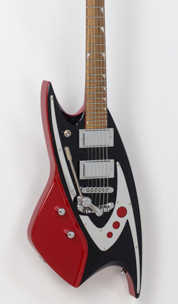 Eastwood Guitars Backlund 400 DLX LH Red Featured