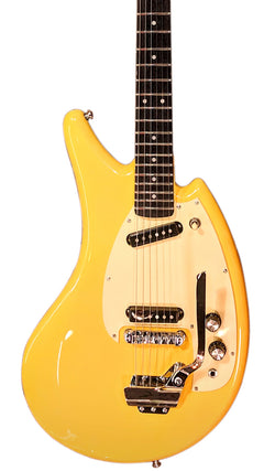 Eastwood Guitars SG2C Flying Banana Yellow Featured