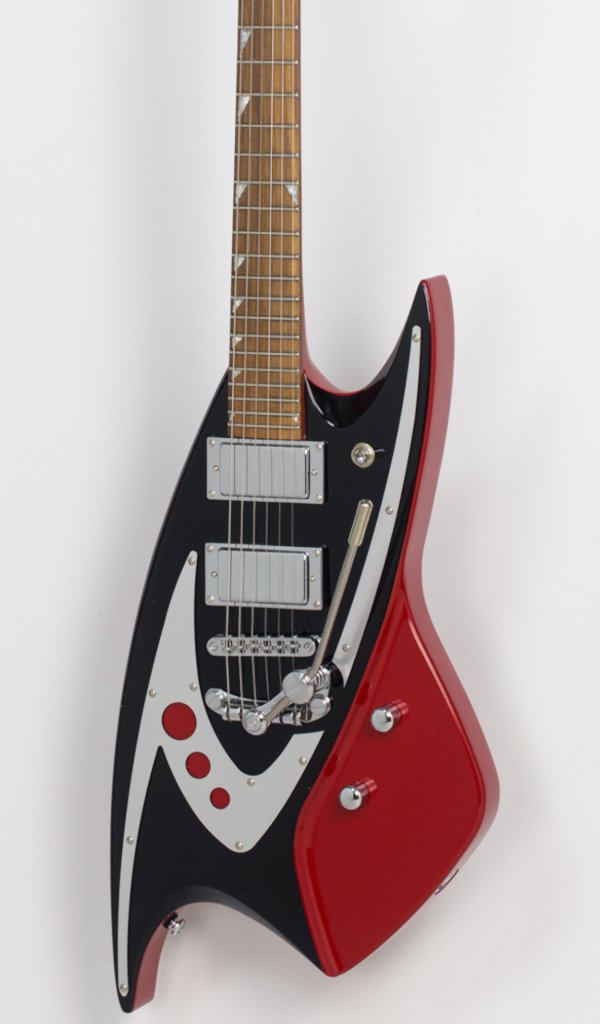 Eastwood Guitars Backlund 400 DLX Red Featured