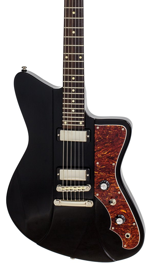 Eastwood Guitars Rivolta Mondata JR Toro Black Featured