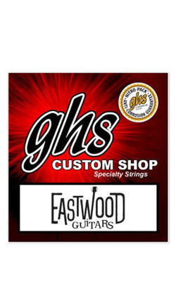 Eastwood Guitars GHS Custom Strings EG-MC Mandocaster Featured