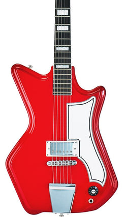 Eastwood Guitars Airline 591P Red Featured