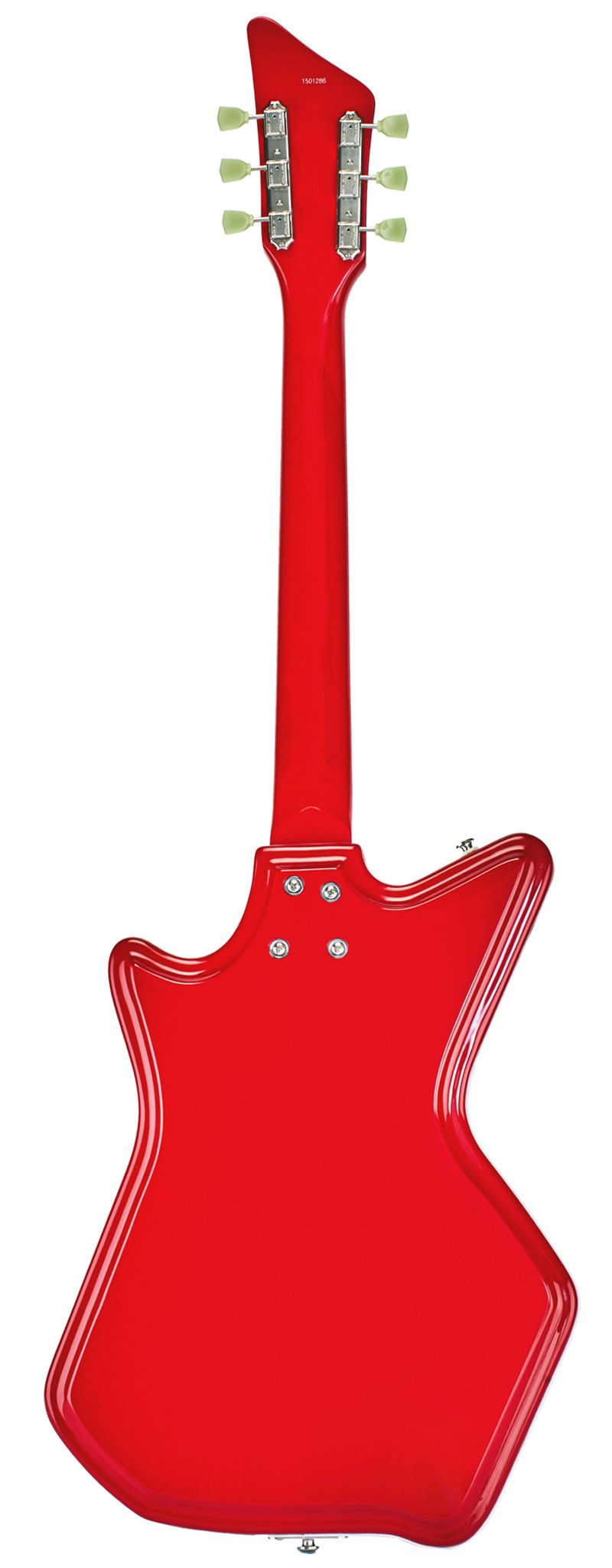 Eastwood Guitars Airline 592P Red Full Back