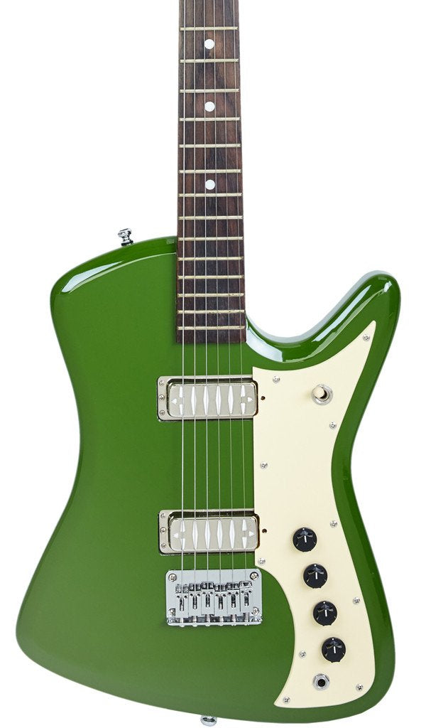 Eastwood Guitars Airline Bighorn Green Featured