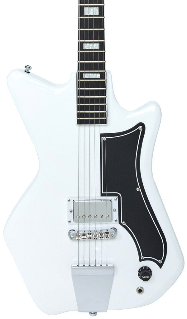 Eastwood Guitars Airline Jetsons Jr White Featured