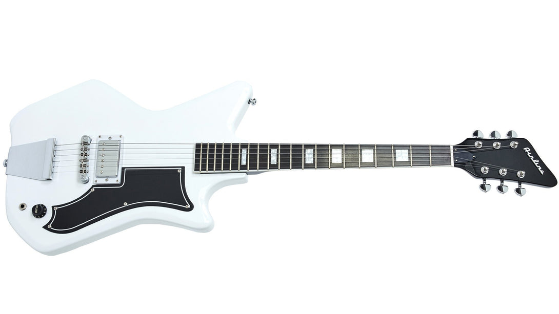 Eastwood Guitars Airline Jetsons Jr White Angled