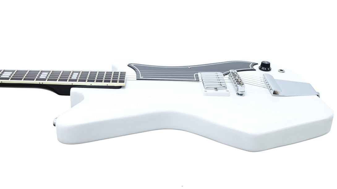 Eastwood Guitars Airline Jetsons Jr White POV