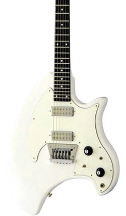 Eastwood Guitars Breadwinner White Featured