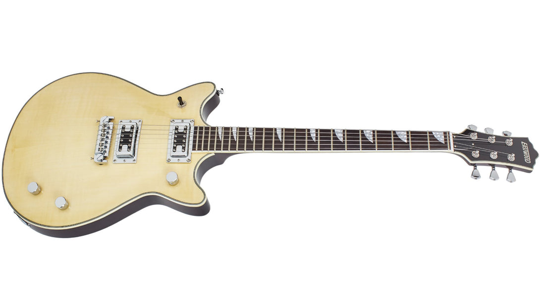 Eastwood Guitars Classic AC Natural Angled