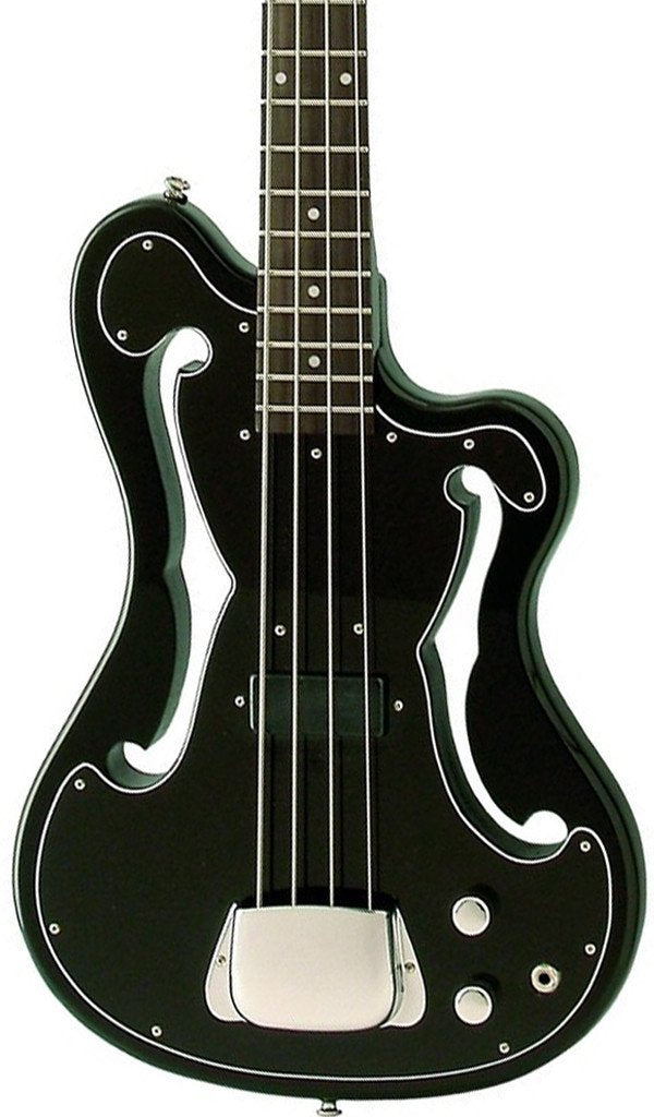 Eastwood Guitars EEB1 Black Featured