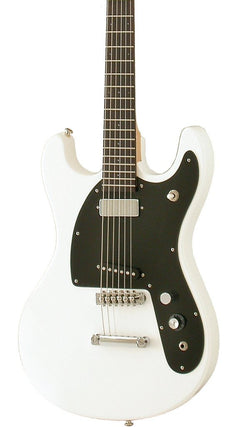 Eastwood Guitars Mach Two White Featured
