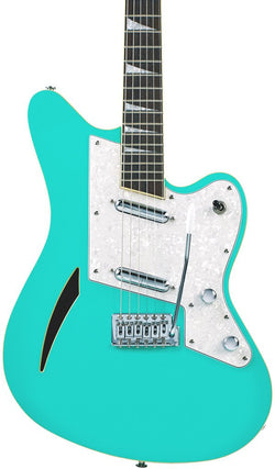 Eastwood Guitars Surfcaster Seafoam Green Featured