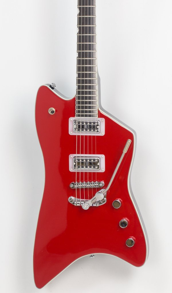 Eastwood Guitars Eastwood Juliano DLX Red Featured