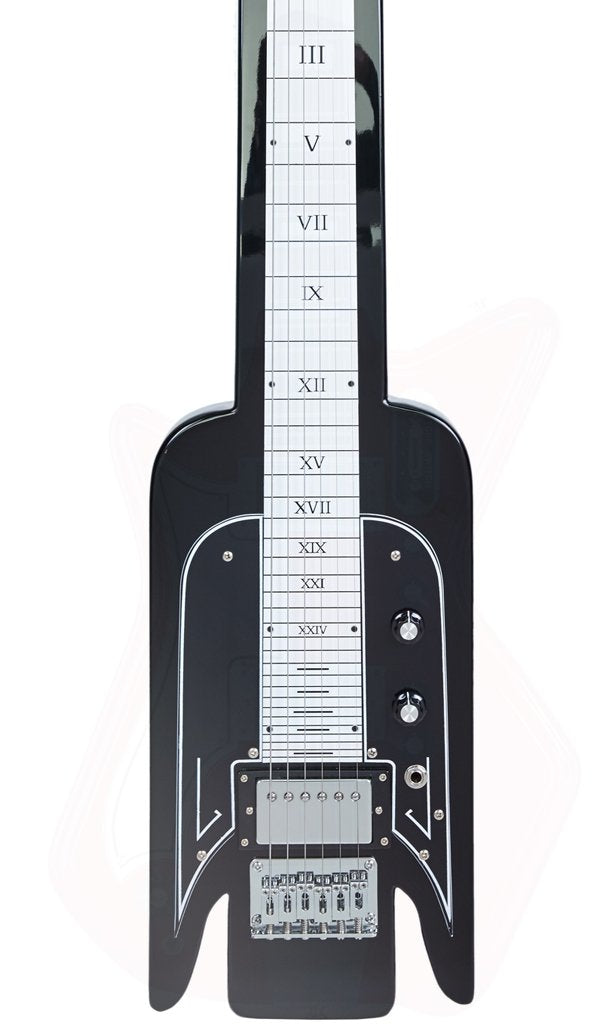Eastwood Guitars Airline Lap Steel Black Featured