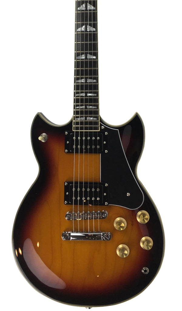 Eastwood Guitars Eastwood McGeoch 1000 Sunburst Featured
