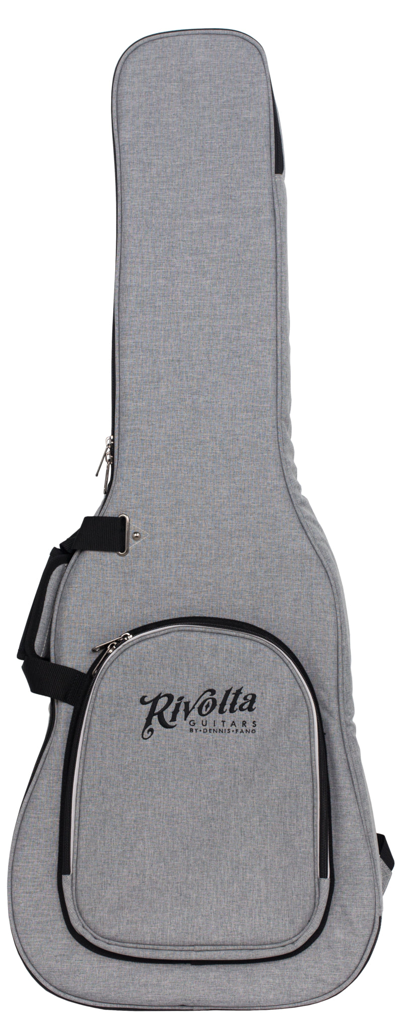 Eastwood Guitars Rivolta Premium Gig Bag Standard Guitar Full Front
