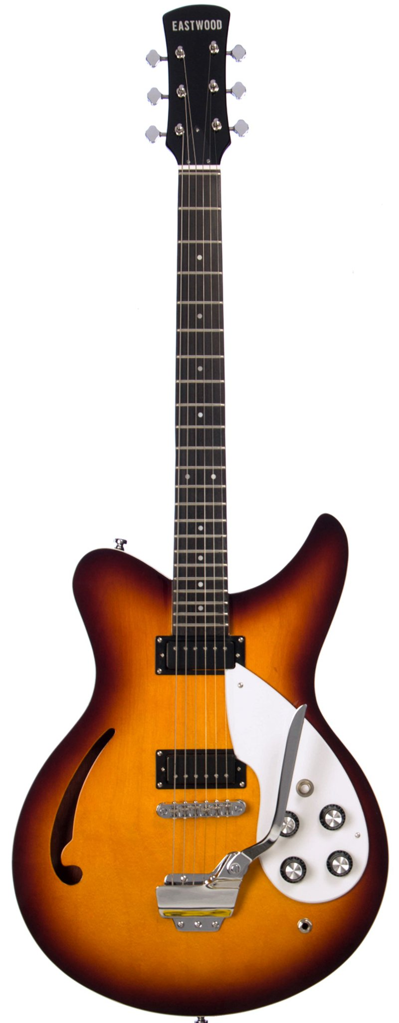 Eastwood Guitars Eastwood SA-15 Sunburst Full Front