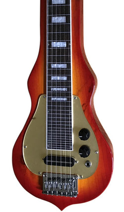 Eastwood Guitars Ricky Lap Steel Cherryburst Featured