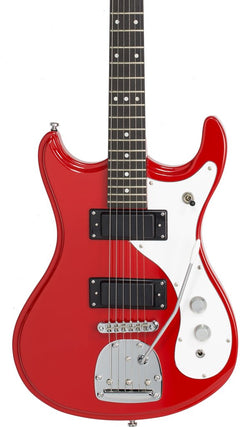 Eastwood Guitars Mark IV KC Red Featured