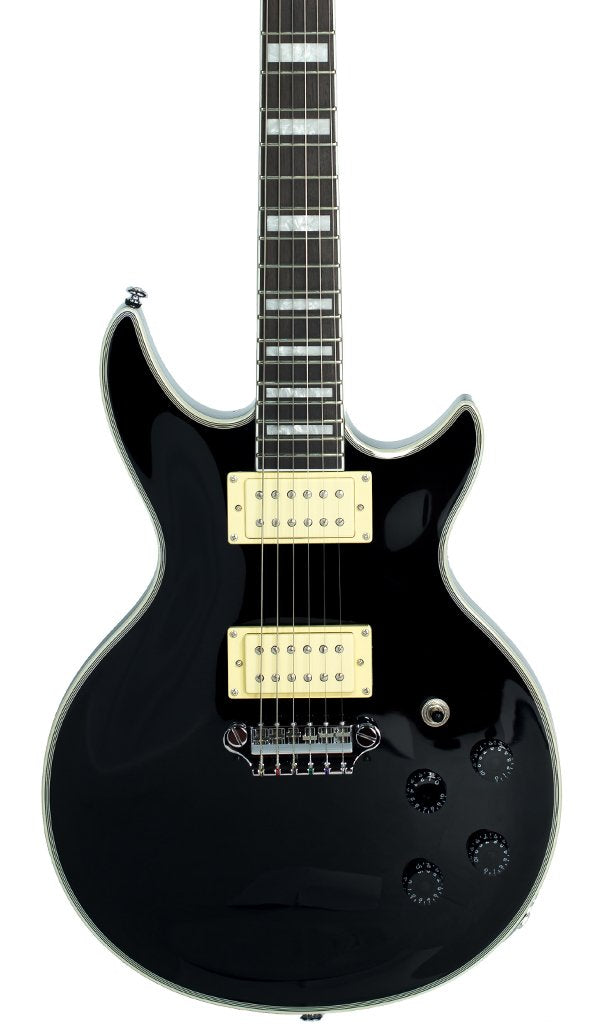 Eastwood Guitars Eastwood GP Black Featured