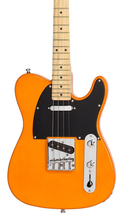 Eastwood Guitars Tenorcaster Butterscotch Featured