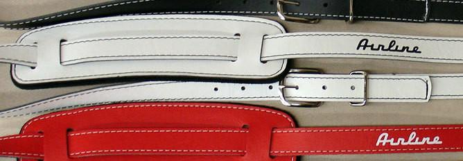 Airline Vintage Style Guitar Strap