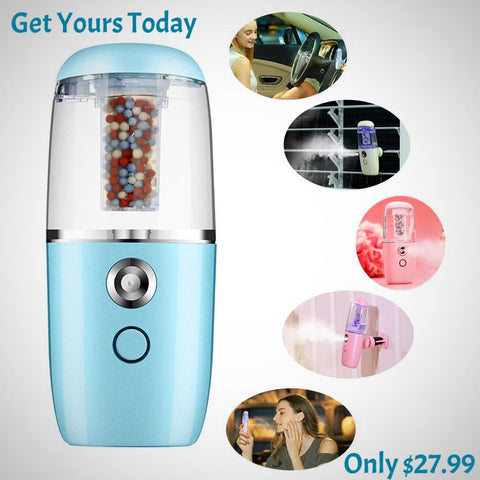 Brand New On The Market Portable Car Aroma Diffuser - The # 1 What If Store