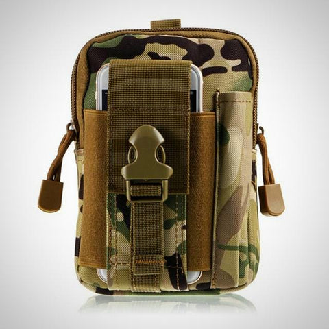 Tactical Flashlight,Phone, and wallet Belt Pouch - The # 1 What If Store