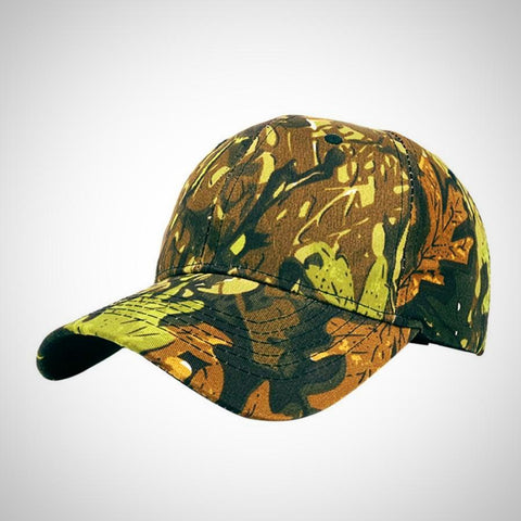 High Quality Camouflage Baseball Cap