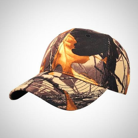 High Quality Camouflage Baseball Cap - The # 1 What If Store